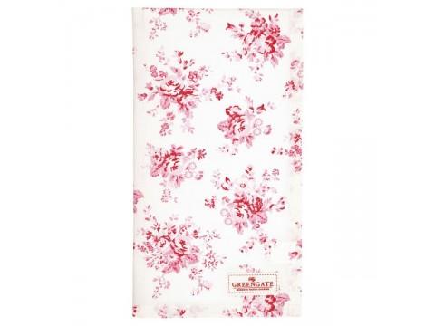 Virtuvinis rankšluostėlis Abelone raspberry 50x70 cm
