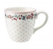 Vaikiškas puodelis Ruby petit white