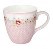 Vaikiškas puodelis Meryl pale pink