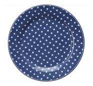 Lėkštė Spot blue