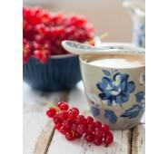 Latte puodelis Amanda dark blue