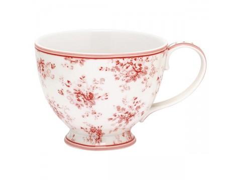 Arbatos puodelis Abelone raspberry