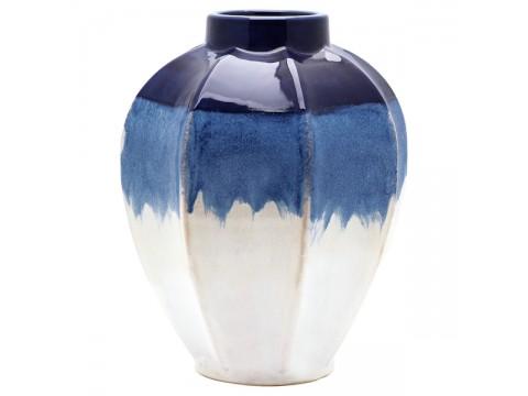 Vaza Blue with fading