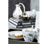 Latte puodelis Felicity grey